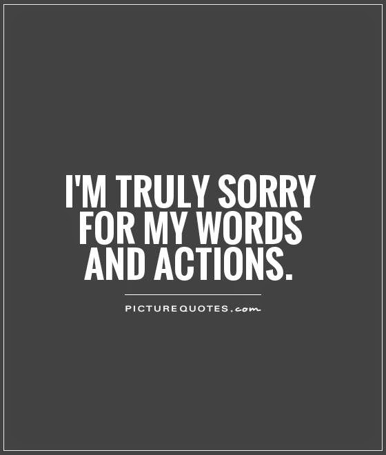 I M Sorry Love Quotes For Her: Sorry Quotes For Her From The Heart