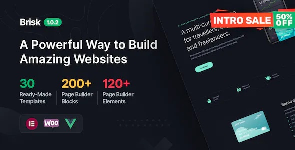 Best Elementor Multi-Purpose WordPress Theme