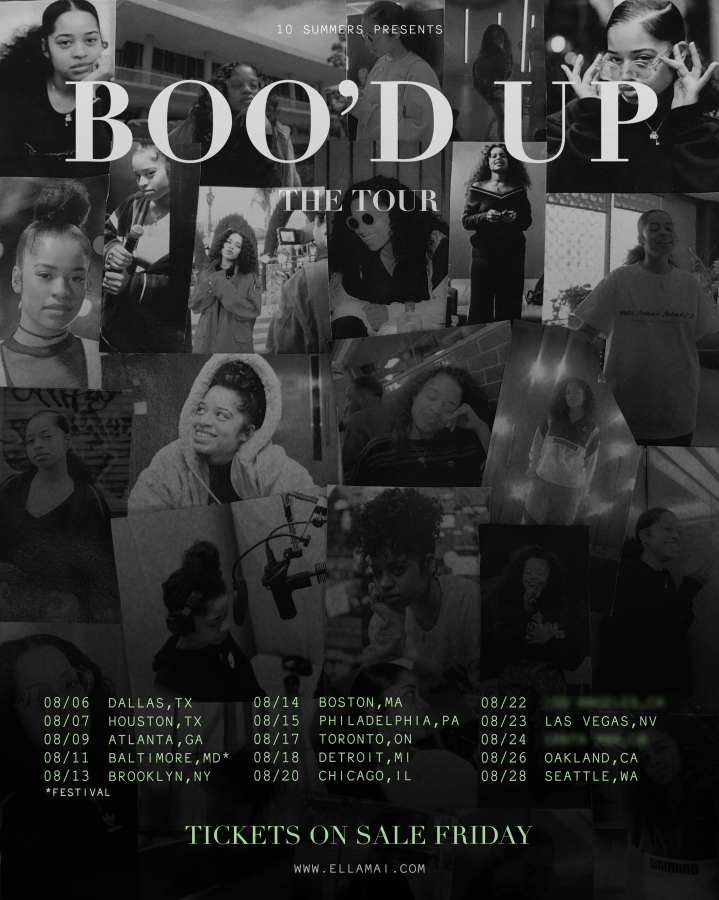 4857a95397f63 Ella Mai Set to Embark on Boo d Up Tour - HipHopOnDeck.com