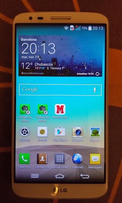 YoAndroideo.com: LG G2: Adiós al mejor smartphone que he tenido hasta la fecha