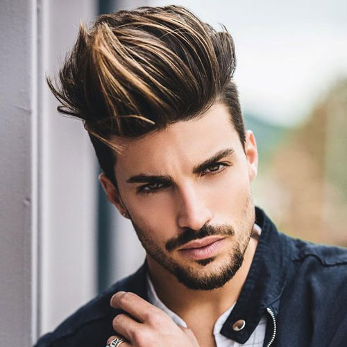 Trendy Hairstyles For Men With Names 2018 - Life&Style