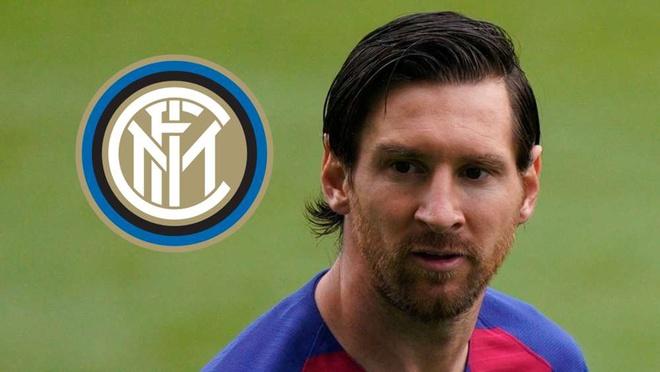 'Messi còn hơn cả một giấc mơ với Inter'