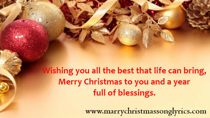 Romantic Merry Christmas Wishes for Him