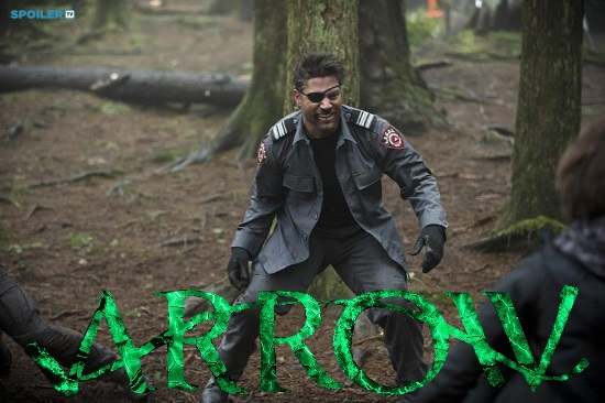 "ARROW, EPISODIO 3X14 ""THE RETURN"": PROMO E IMAGENES. ¿CUAL ES EL FUTURO DE DEATHSTROKE?"