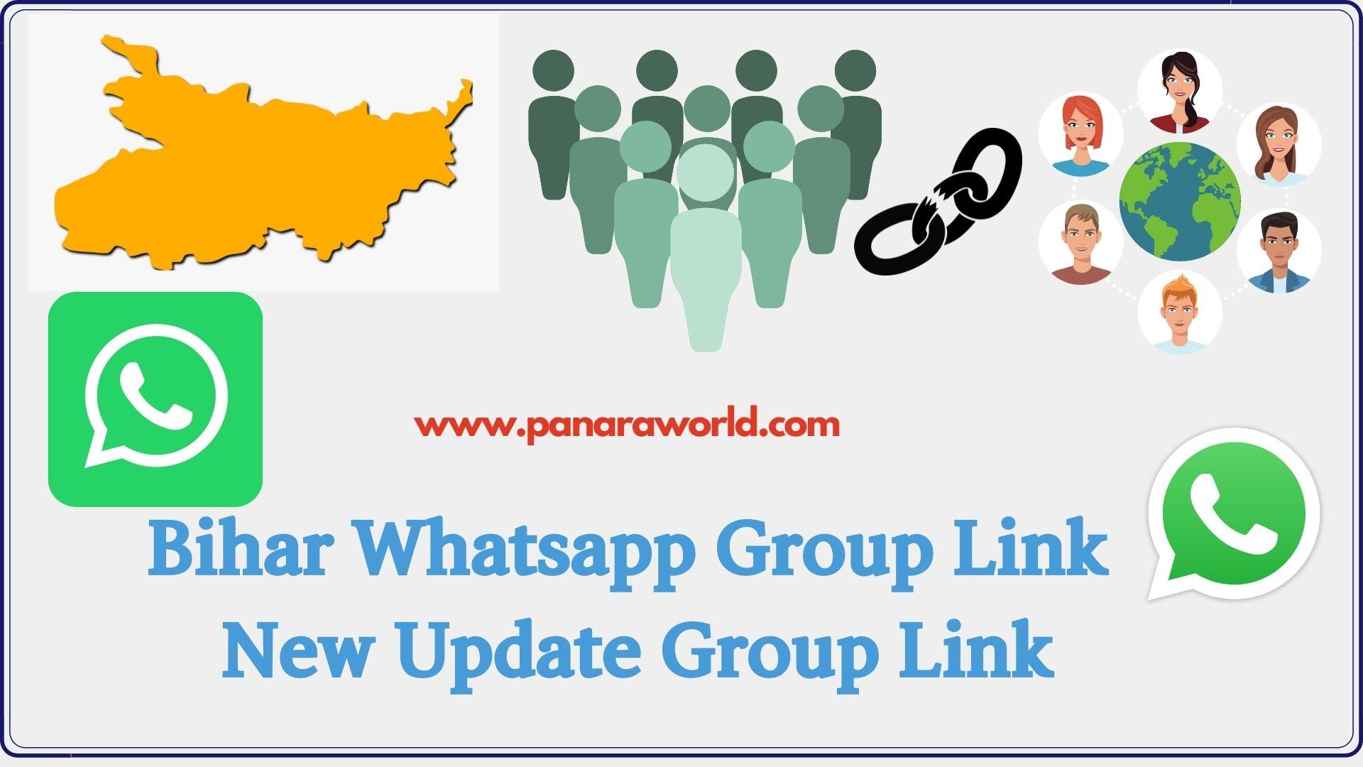 Bihar Whatsapp Group Link 2021 *New Update Group Link