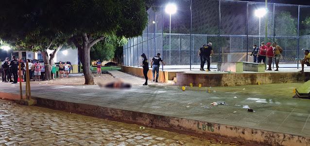 Motorista de aplicativo é executado com mais de 30 tiros em Mossoró, RN