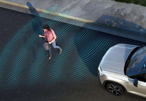 Volkswagen Taos - ACC
