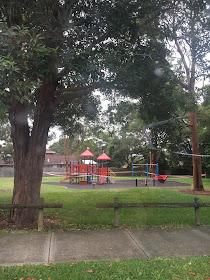 Closed playground sadness