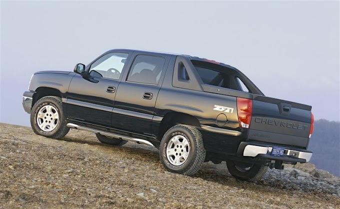 Descarga Manual Chevy Truck Avalanche - 2004 Bomba de agua: servicio y reparación