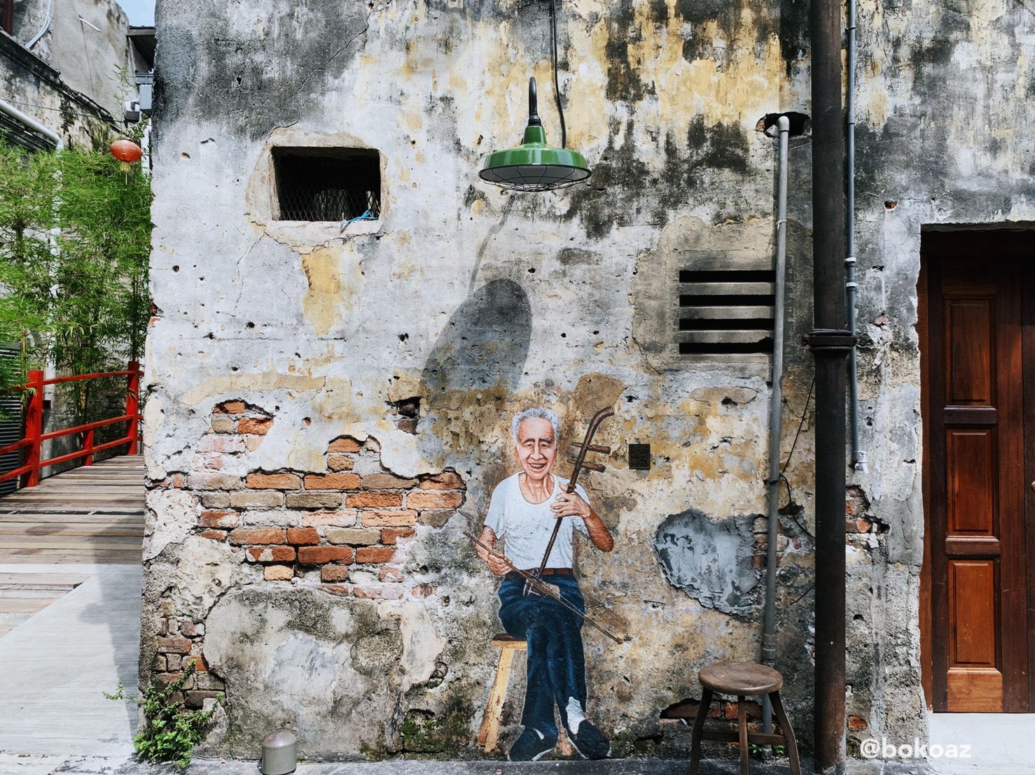 Kwai Chi Hong Murals