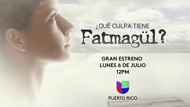 Fatmagul regresa Puerto Rico 6 de julio de 2020.