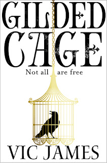 Gilded Cage (Dark Gifts) by Vic James cover