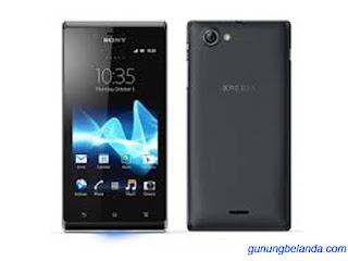 Tutorial Cara Flashing Sony Xperia J ST26i