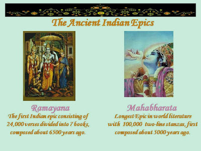 The Ancient Indian Epics.