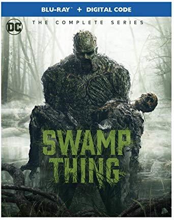 Blu-ray Review - Swamp Thing: The Complete Series (2019)
