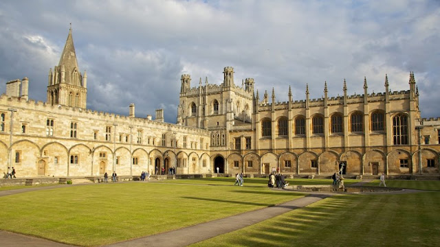 Christ Church Harry Potter Places to visit