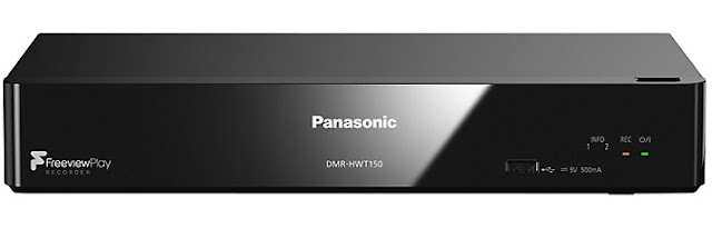 Panasonic DMR-HWT150EB Smart Freeview HD Recorder