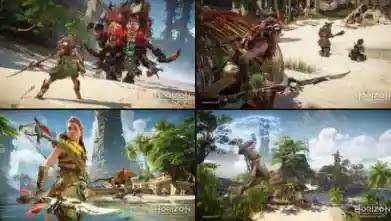 Horizon Forbidden West,Screenshots Reveal Stunning Graphics in Upcoming Game