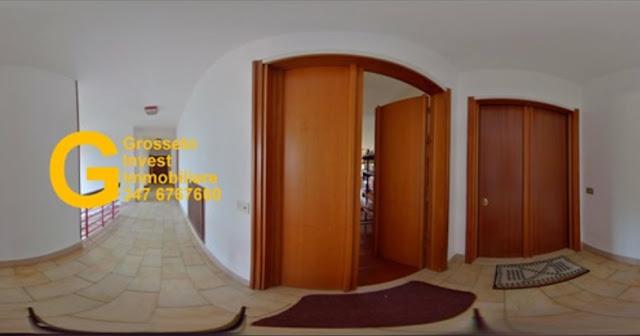 appartamento 4 vani in vendita a Grosseto, appartamento da ristrutturare, casa a Grosseto, con garage, Via della Galena,