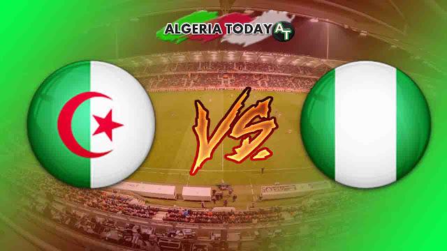 موعد ، توقيت و القنوات الناقلة لمباراة الجزائر ضد نيجيريا نصف نهائي كأس أفريقيا 2019