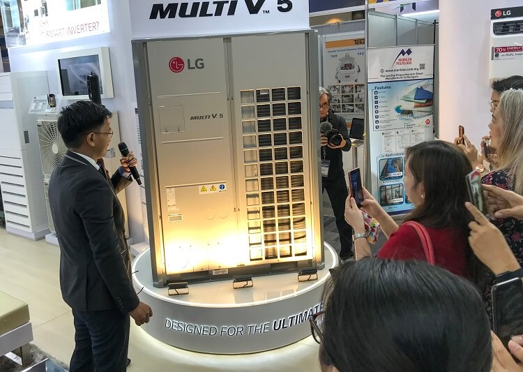 2020 Line-up for Single Commercial Air Conditioners