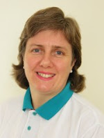Julie Nicholls Manager of Swindon's Natural Therapy Centre