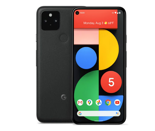 Google Pixel 5 - Top 6 Smartphone Phone in Bangladesh