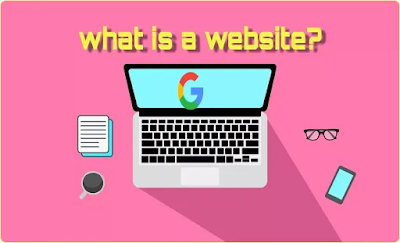 What is a website and types of websites