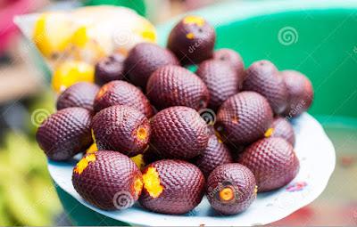 buah aguaje amazon