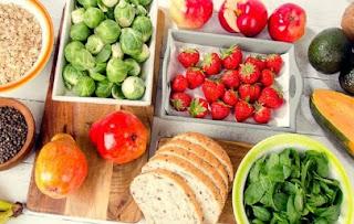 Makanan Rendah Serat