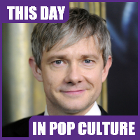 Martin Freeman was born on September 8, 1971.