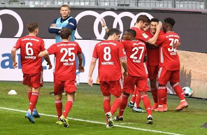 موعد مباراة بريمر و بايرن ميونخ من كأس ألمانيا