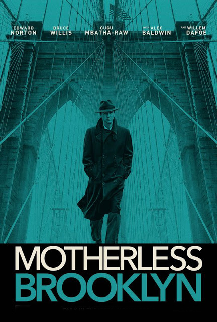 Motherless Brooklyn [2019] [DVD9] [NTSC] [Latino]
