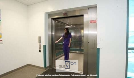 spesifikasi lift rumah sakit Jakarta Selatan