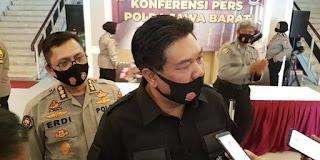 HRS Belum Mau Diperiksa Dalam Kasus Megamendung, Polda Jabar'Penyidikan Tetap Berjalan