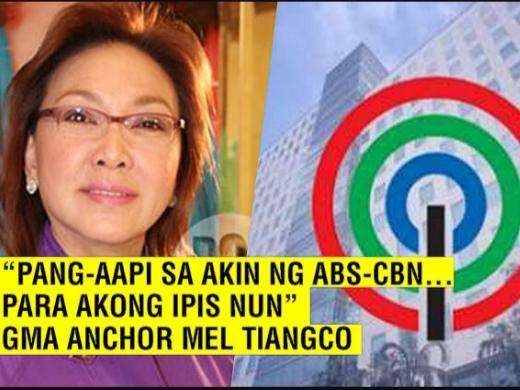 Ang mapait na dinanas ni Mel Tiangco sa ABS-CBN
