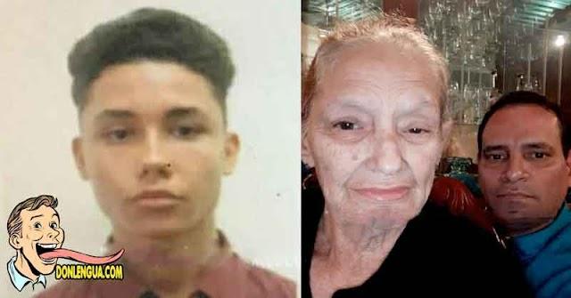 Joven Chavista asesinó a puñaladas a sus abuelos en La Vega para robarlos