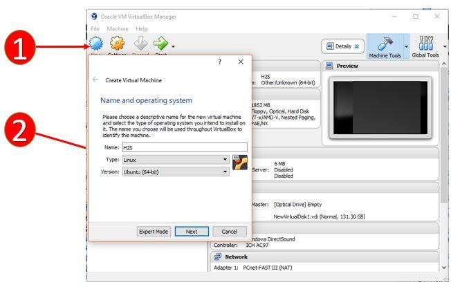 Create an Ubuntu VM