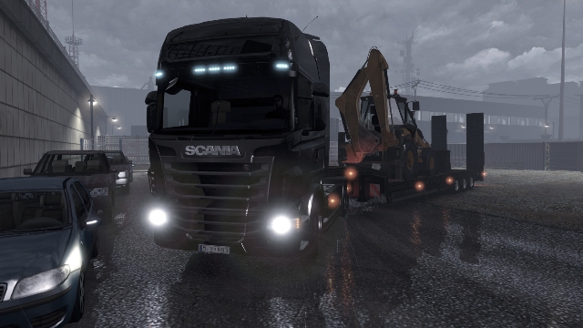 Scania Truck Driving Simulator Free Download Games