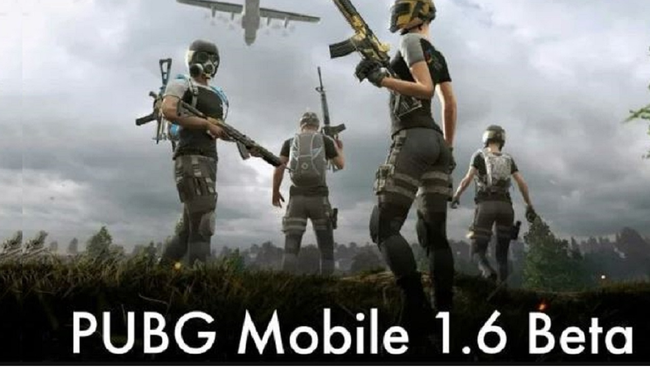 PUBG Mobile 1.6 Beta update : Here is the direct download link for worldwide users