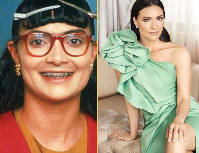 """Así lucen los protagonistas de """"Yo Soy Betty La Fea"""" luego de 20 años"""