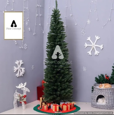 Christmas Tree for Studio Home