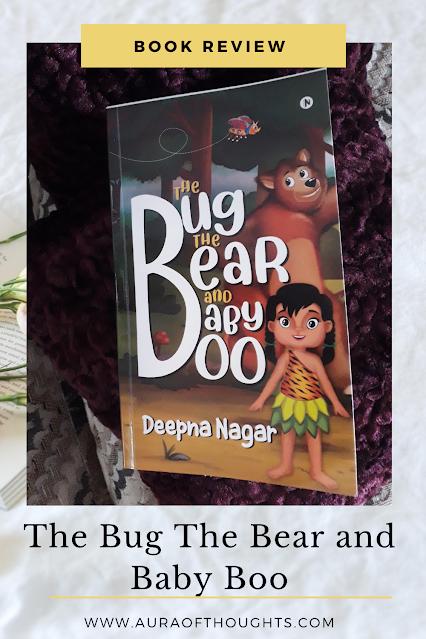 Bear Children Book Review-MeenalSonal