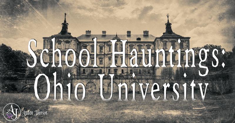 Ohio University Haunted Room