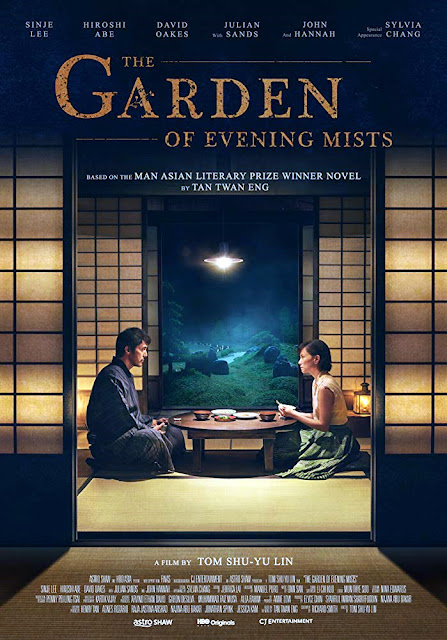 Sinopsis Film The Garden of Evening Mists (2019)