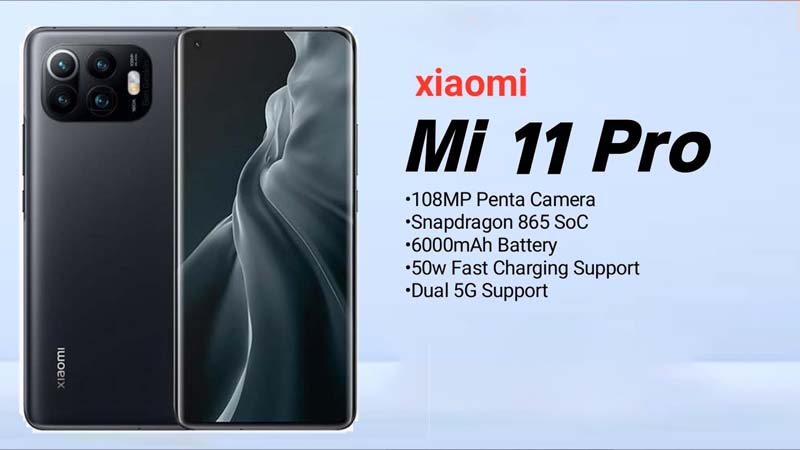 سعر و مواصفات Xiaomi Mi 11T Pro