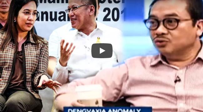 Isiniwalat Ng Isang Witness Na Doctor Ang Buong Katotohanan Na Anomalya Ni Pnoy Sa Dengvaxia Vaccine