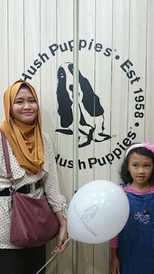 Grand Opening Hush Puppies Semarang