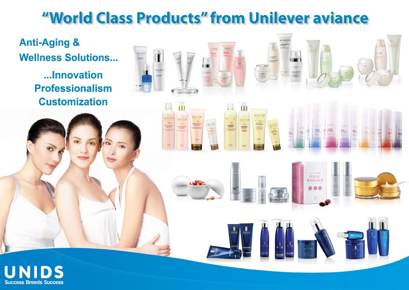 AVIANCE - A LUXURY DIVISION OF UNILEVER