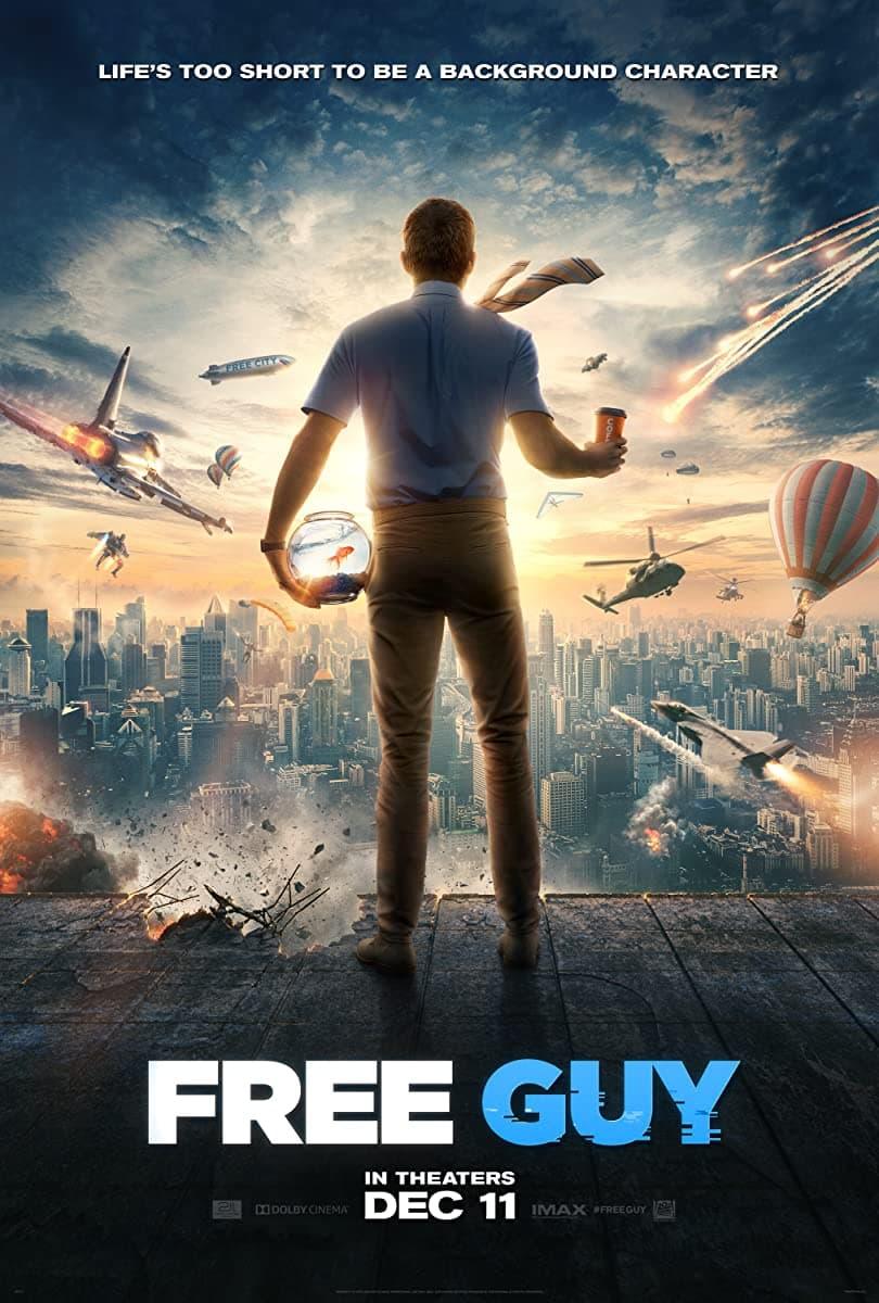 Free Guy 2021 FULL MOVIE DOWNLOAD